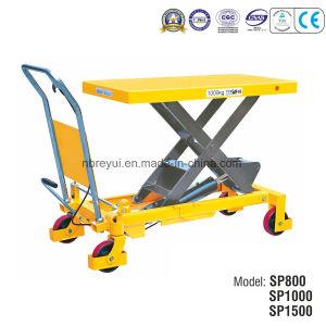 Scissor Lift Table pictures & photos
