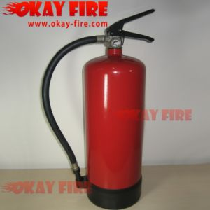Okay Fire 6kg En3 ABC 40% Dry Powder Fire Extinguisher (EN-DP6)