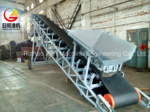 SPD Durable Belt Roller Conveyor in Machinery pictures & photos