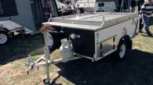 Hard Floor Offroad Camper Trailer (HLT07) pictures & photos