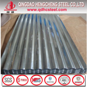 SGCC Corrugated Steel Galvanized Iron Metal Roofing Sheets pictures & photos