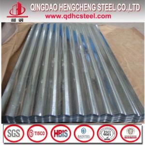 SGCC Galvanized Corrugated Steel Sheet pictures & photos