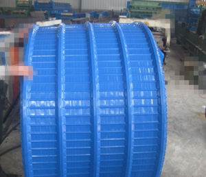 Glazed Tile Arch Curving Roofing Forming Machine pictures & photos
