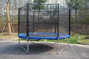 New 10ft Trampoline with Enclosure pictures & photos
