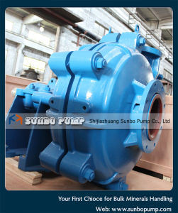 Mineral Processing Mining Centrifugal Slurry Pump pictures & photos