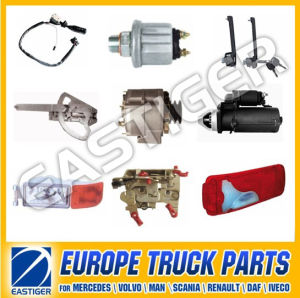 Over 200 Items Electrical Spare Parts for Truck pictures & photos