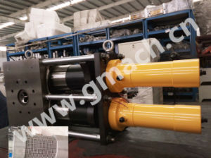 Plastic Raw Material Compouni\Ding Machine Continuous Screen Changer pictures & photos