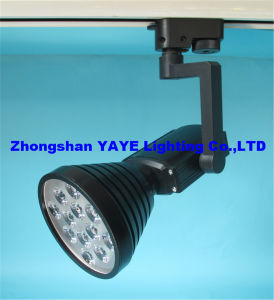 Yaye CE/RoHS 12W LED Track Light / 12W Track LED Lamp with 3 Years Warranty pictures & photos