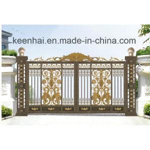 Villa Architectural Aluminum Metal Garden Security Gate pictures & photos