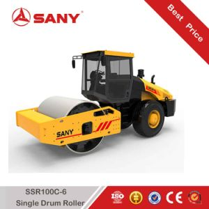 Sany SSR100c-6 SSR Series 10ton Single Drum Iron Road Roller for Sale pictures & photos