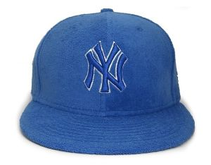 Symbol Embroidery Fashion Baseball Cap Blue pictures & photos
