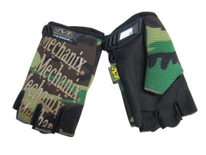 Navy Seal Mechniex New Style Half Finger Gloves De