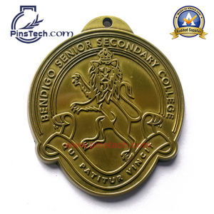Free Artwork and No MOQ for Custom Football Sport Medals, Paypal Acceptable pictures & photos