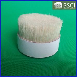 Natural White Boiled Bristle (Black, White, Gray) pictures & photos