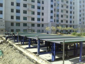 One Level in Pit Parking System with Ce pictures & photos