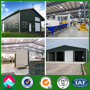 Light Steel Structure Warehouse / Garage (XGZ-SSW 185) pictures & photos