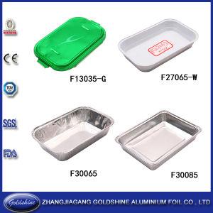 Aluminium Foil Food Container pictures & photos