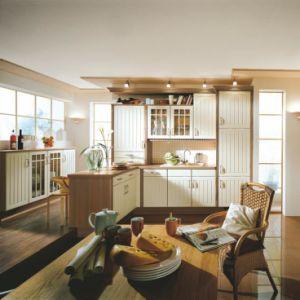 free design classic white customized kitchen cabinets - Customized Kitchen Cabinets