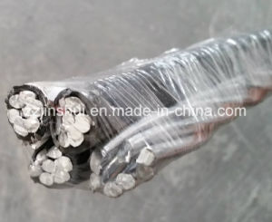 Overhead ABC Cable/Aluminum XLPE Cable ACSR 3*1/0AWG Neritina pictures & photos