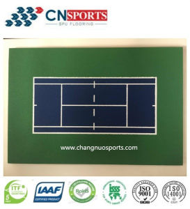 Waterproof Acrylic Coating for Professional Tennis Court pictures & photos
