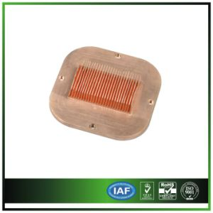 Copper Skive Fin Heat Sink for Computer CPU pictures & photos