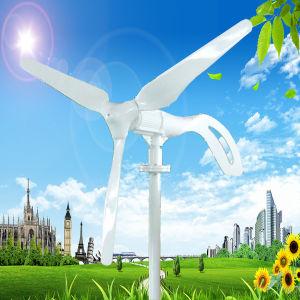 Energy Saving Manufacturer Solar LED Street Light 100W 200 Watt Wind Turbine pictures & photos
