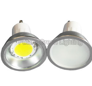 Dimmable COB LED Spotlight 4.5W GU10 pictures & photos
