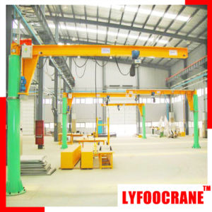 360 Degree Fixed Column Type Cantilever Jib Crane pictures & photos