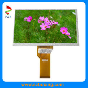 7 Inch TFT LCD Module for Car Navigation, 40pins pictures & photos