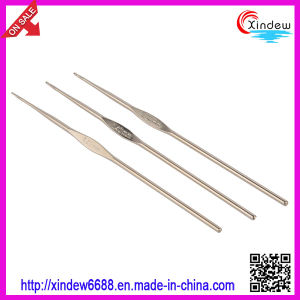 Iron Crochet Hook Knitting Needle (XDIH-001) pictures & photos