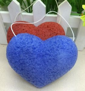 100% Natural Konjac Facial Sponge for All Skins pictures & photos