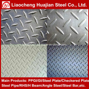 Hot Rolled Steel Checker Plate for Structure Floor pictures & photos