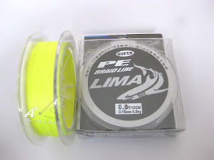 Spectra Fishing Line, Braided Fishing Line, Fishing Tackle pictures & photos