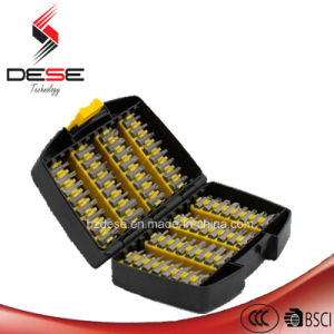 64PCS 25mm S2 or Cr-V Material Hand Tool Screwdriver Bit Set pictures & photos
