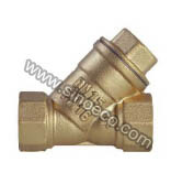 Brass Spring Check Valve in Toilet pictures & photos