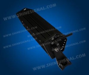 60W Bracket Single Row LED Light Bar (SB10-6) pictures & photos