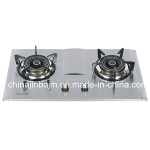 2 Burner #120*#120 Stainless Steel Built-in Hob pictures & photos