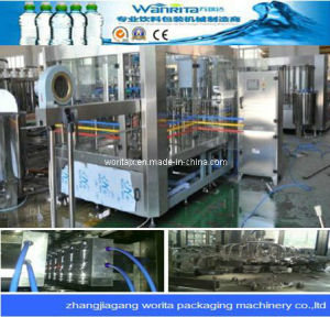 Auto Drinking Water Filling Line ---5000bph (WD24-24-8) pictures & photos