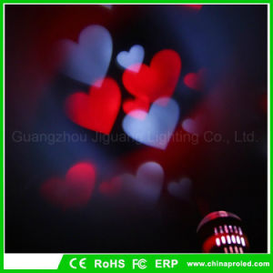 Halloween Christmas and Party Decoration Projection LED Bulb Lights Spotlight pictures & photos