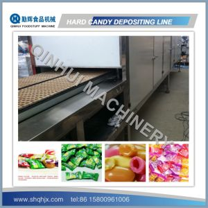 PLC Control&Full Automatic Hard Candy Forming Machine pictures & photos