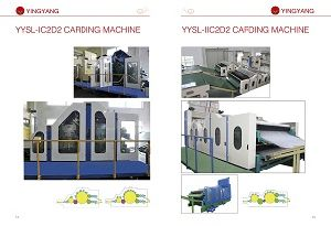 YYSL-Doble Cylinder Doubble Doffer Cading Machine pictures & photos
