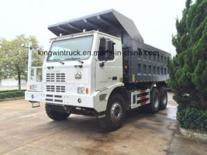 Sinotruk HOWO Brand Mining Dump Truck for 40tons, 50tons pictures & photos