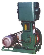Oil-Free Vertical Vacuum Pump