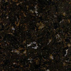 Kf-404 Marble Black Countertop Quartz Surface Stone pictures & photos