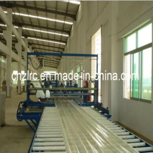 Automatic FRP Sheet Pultrusion Machine pictures & photos