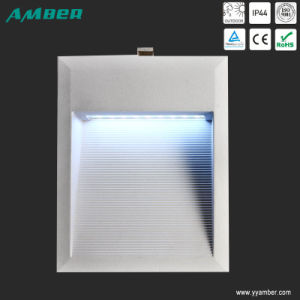 Rectanglar LED Wall Recessed Light with Silver Color pictures & photos