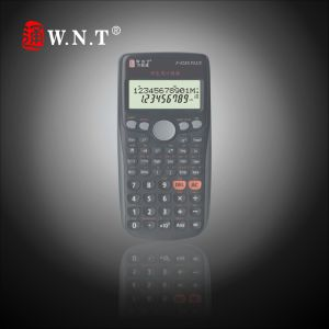 2 Lines 12+10 Digits 240 Function Scientific Calculator for School and Student Calculator