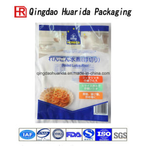 Clear Custom Printed Food Grade Plastic Food Bags pictures & photos
