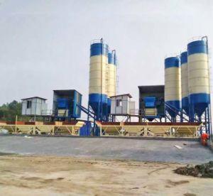 Conjoint Concrete Plant with Double Mixer Ready Mix Concrete Batching Plant pictures & photos