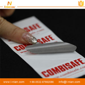 Custom Outdoor Use UV Resistant Vinyl Self Adhesive Labels pictures & photos